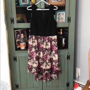 Maurices Dresses - Maurice's size 16 lace and chiffon dress